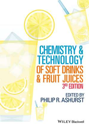 Chemistry and Technology of Soft Drinks and Fruit Juices