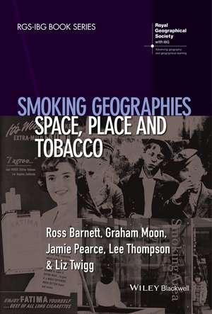 Smoking Geographies