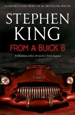From a Buick 8 de Stephen King
