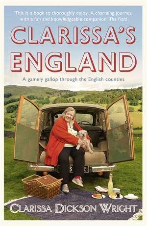 Clarissa's England de Clarissa Dickson Wright
