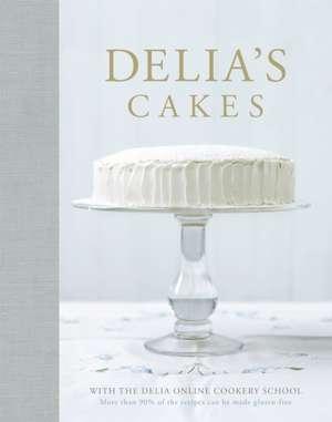 Delia's Cakes de Delia Smith