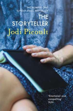 The Storyteller de Jodi Picoult