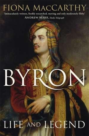 Byron de Fiona MacCarthy
