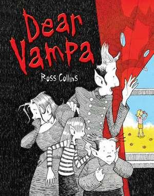 Dear Vampa de Ross Collins