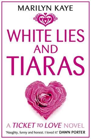 Kaye, M: White Lies and Tiaras de Marilyn Kaye