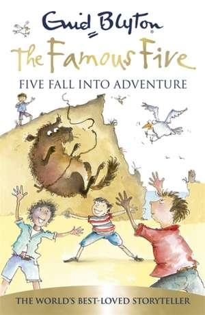 Famous Five: Five Fall Into Adventure de Enid Blyton
