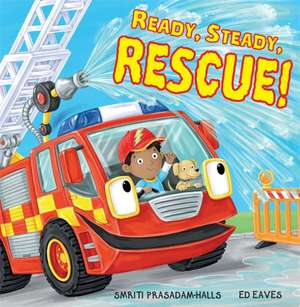 Ready Steady Rescue de Smriti Prasadam-Halls