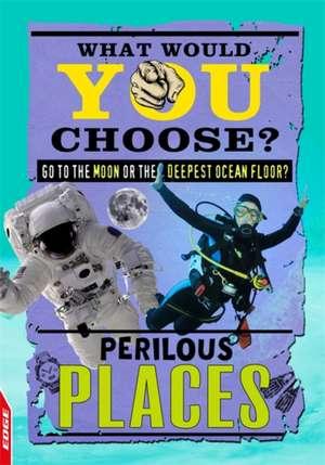 Greathead, H: Perilous Places