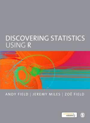 Discovering Statistics Using R imagine