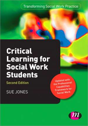 Critical Learning for Social Work Students imagine