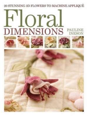 Floral Dimensions de Pauline Ineson