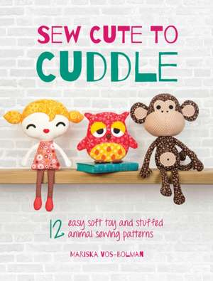 Sew Cute to Cuddle imagine