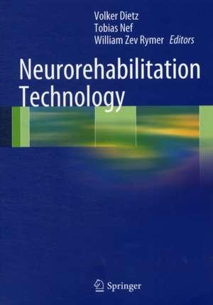 Neurorehabilitation Technology de Volker Dietz