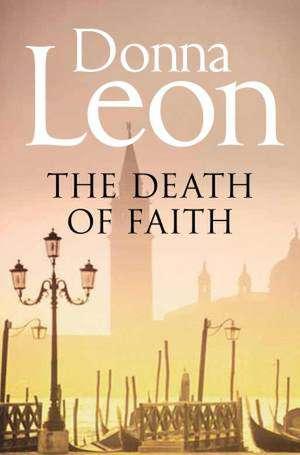 The Death of Faith de Donna Leon