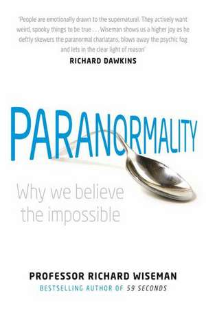 Wiseman, R: Paranormality