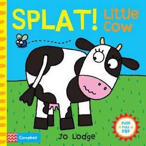 Splat! Little Cow imagine
