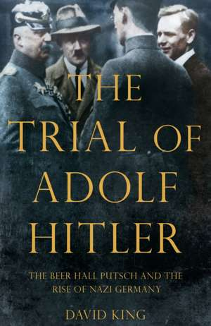 TRIAL OF ADOLF HITLER HB
