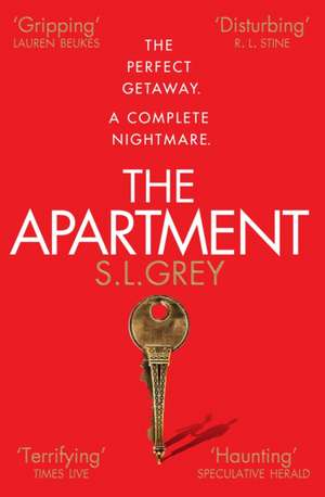 The Apartment de S. L. Grey