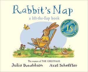 Tales from Acorn Wood: Rabbit's Nap. 15 Anniversary Edition de Julia Donaldson