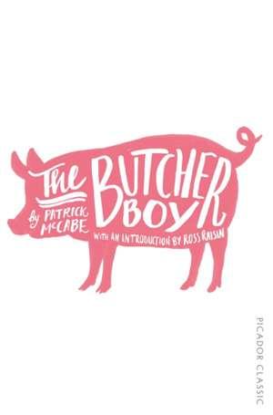 The Butcher Boy de Patrick McCabe
