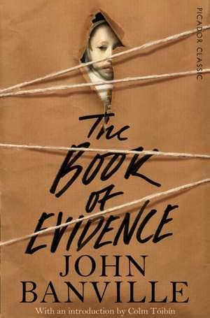 The Book of Evidence de John Banville