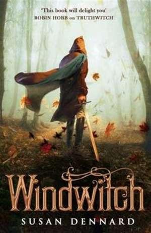 Windwitch de Susan Dennard
