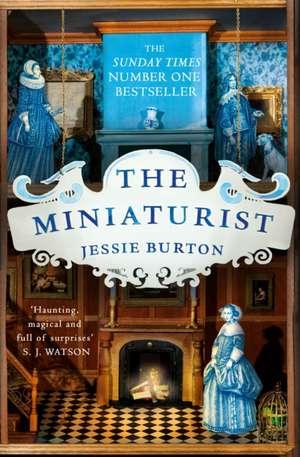 The Miniaturist de Jessie Burton