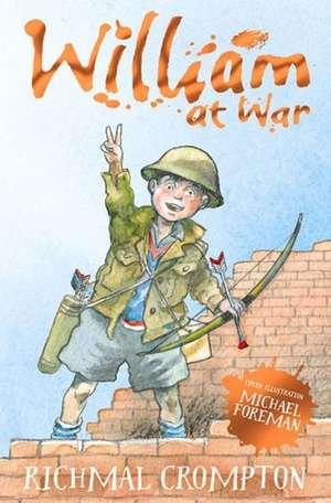 William at War de Richmal Crompton