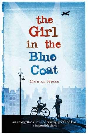 The Girl in the Blue Coat de Monica Hesse