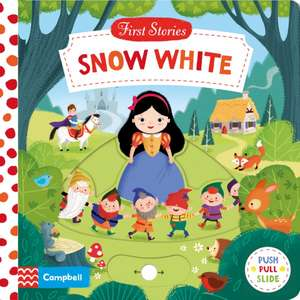 Little Fairy Stories: Snow White de Dan Taylor