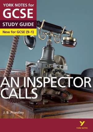 An Inspector Calls: York Notes for GCSE (9-1) de John Scicluna