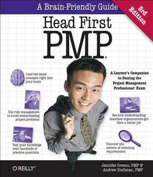 Head First PMP 3ed