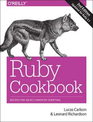 Ruby Cookbook 2e