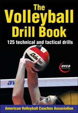 The Volleyball Drill Book imagine