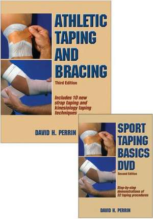 Athletic Taping and Bracing Package [With DVD]