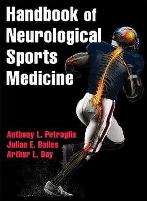 Handbook of Neurological Sports Medicine imagine