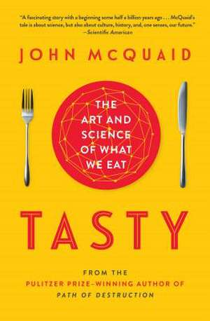 Tasty de John McQuaid