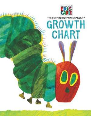 The World of Eric Carle(tm) the Very Hungry Caterpillar(tm) Growth Chart