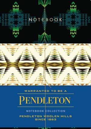 Pendleton Notebook Collection de Pendleton Woolen Mills