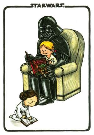Star Wars Darth Vader and Son Journal