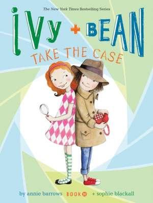 Ivy + Bean Take the Case