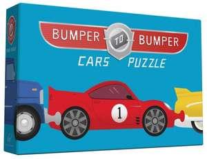 Bumper-To-Bumper Cars Puzzle