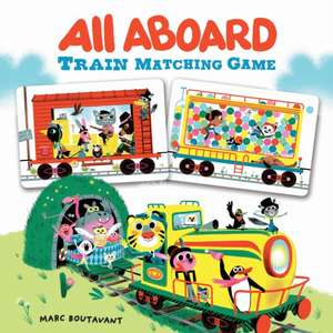 All Aboard Train Matching Game