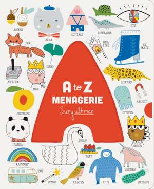 A to Z Menagerie imagine