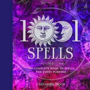 1001 Spells de Cassandra Eason