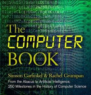 The Computer Book de Simson L. Garfinkel