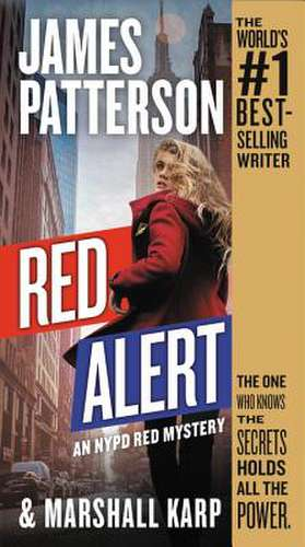 Red Alert: An NYPD Red Mystery de James Patterson