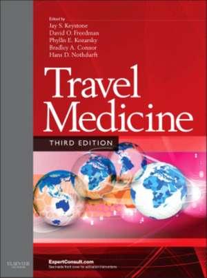 Travel Medicine: Expert Consult - Online and Print de Jay S. Keystone