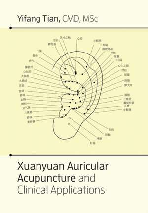 Xuanyuan auricular acupuncture and clinical applications
