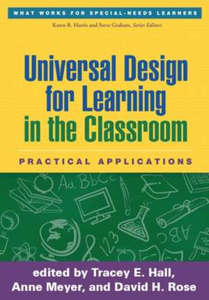 Universal Design for Learning in the Classroom imagine